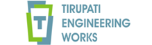 Tirupati Engineering work Logo